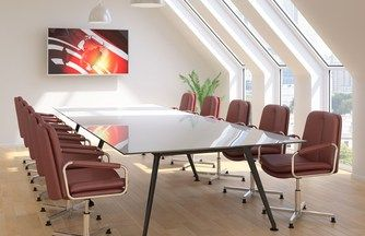 Glass Conference Tables   Lincoln