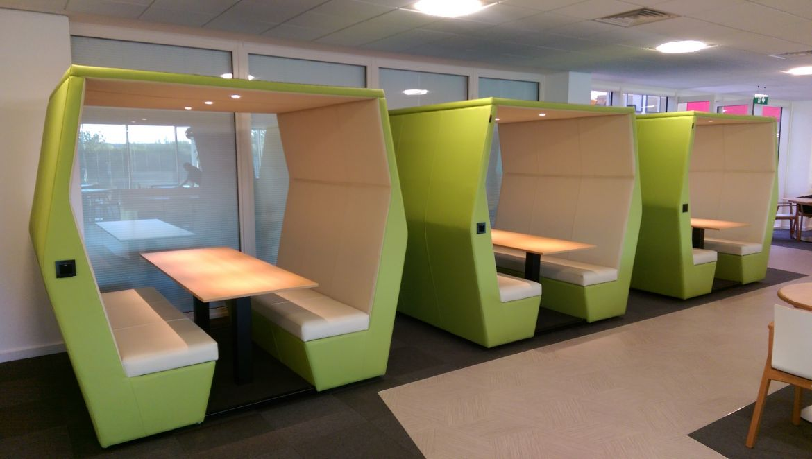 office pods. jdd booths office pods a