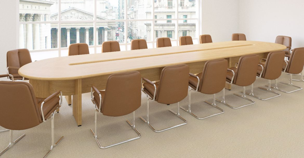 Lincoln Boardroom Tables