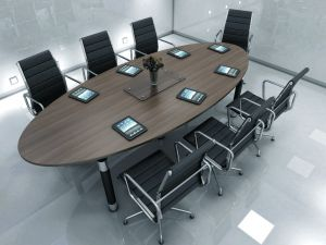 Reunion Panel End conference table