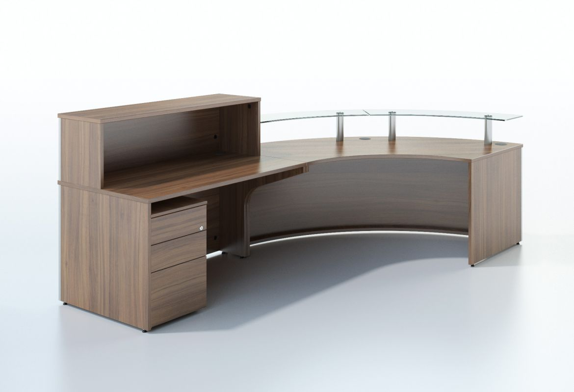Concept modular reception desks for Reception furniture