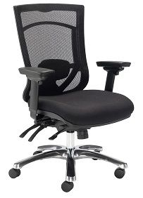 Viper Mesh Back - 24 Hour Office Chair