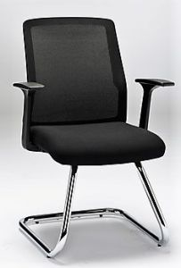 Mesh Back Visitor Chairs
