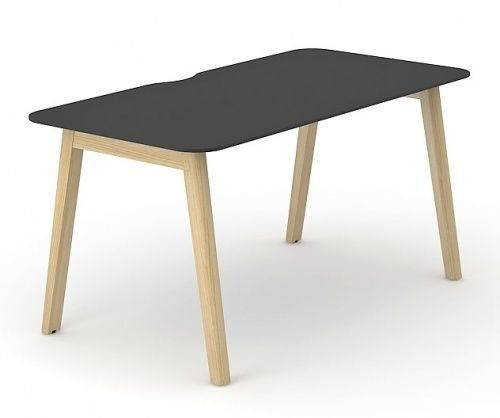Wooden Desk with HPL Tops