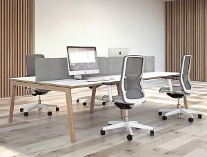 Delta Wood 6 Desks £1,199.00