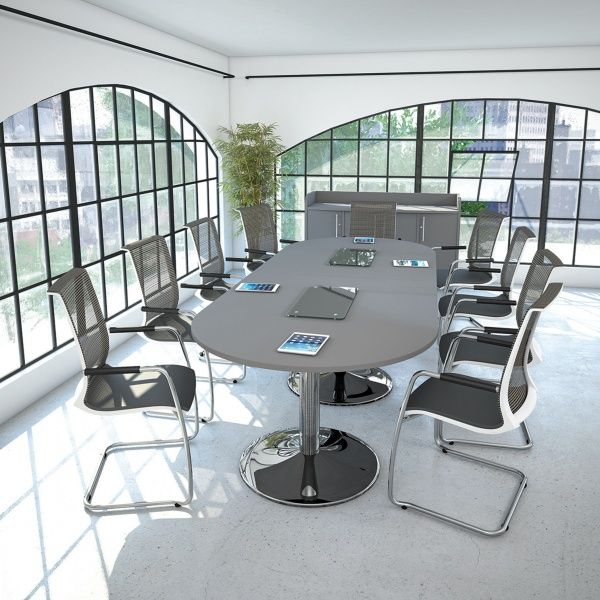 Tulip Base Meeting Table