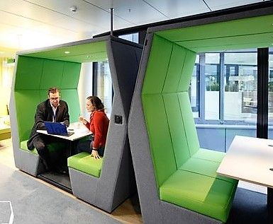 Office booths