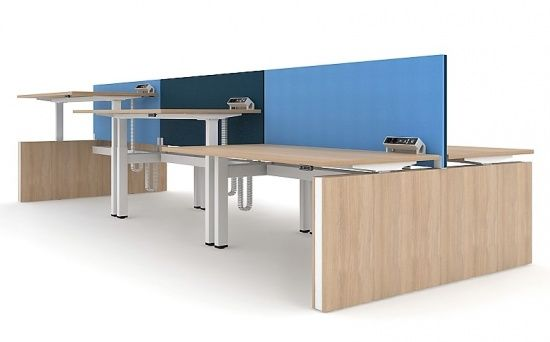 Corporate Sit & Stand Desks