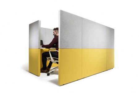 Q.S. Square Office Booth