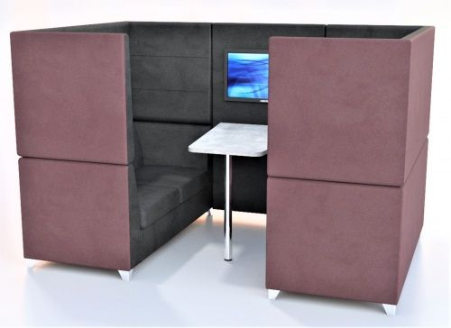 XM Silent Box Meeting Area