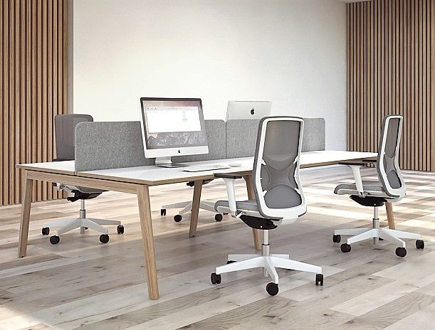 Delta Wood 6 Desks £1,499.00