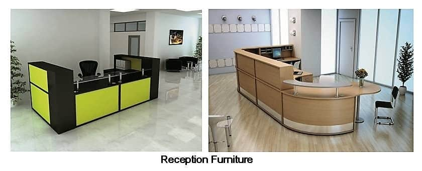 Reception Desking