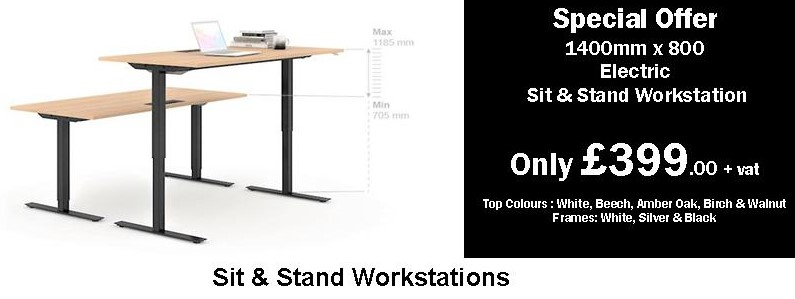 Sit & Stand Offer