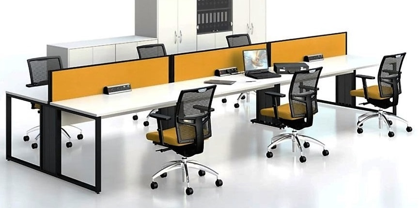 noise cancellation in open plan offices acoustic screens rh benchdesking com open floor plan office furniture environmental satisfaction with open-plan office furniture design and layout